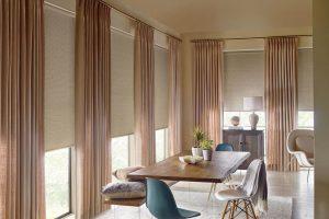Design Studio™ Designer Roller Shades for Living Rooms Windows Near Boise, Meridian & Eagle, Idaho (ID)