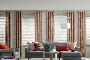 Design Studio™ EverWood® Alternative Wood Blinds for Living Rooms Near Boise, Meridian & Eagle, Idaho (ID)