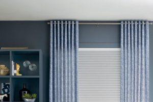 Design Studio™ Sonnette® Cellular Roller Shades for Living Rooms Near Boise, Meridian & Eagle, Idaho (ID)
