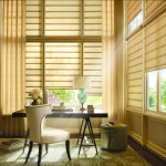Vignette® Modern Roman Shades for Homes near Treasure Valley, Idaho (ID) like Classic Style for Offices