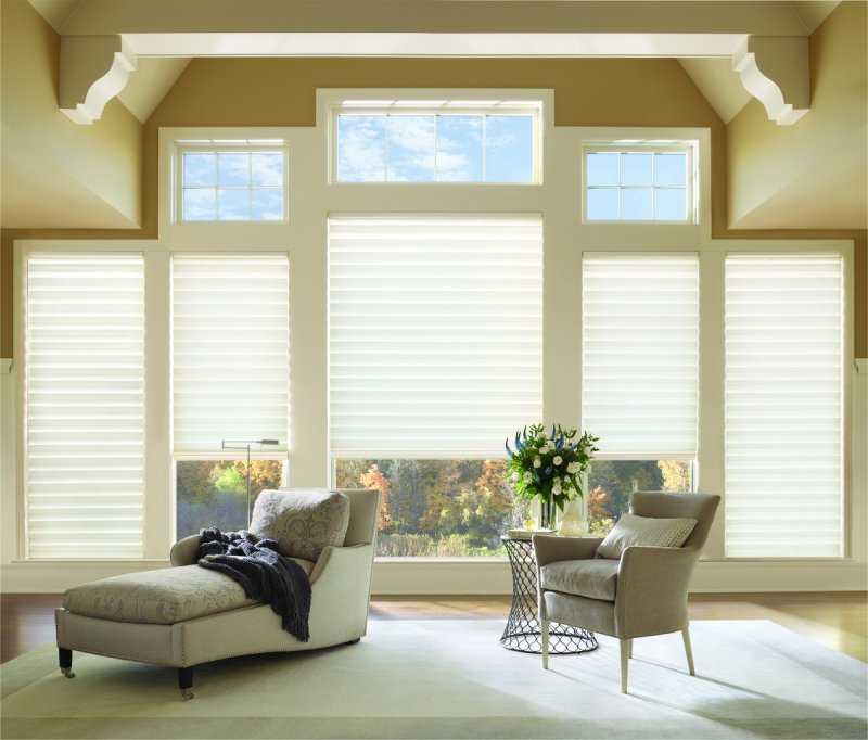 Modern Roman Shades for Homes near Meridian, ID, Custom Made to Fit Your Style