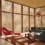 The best winter window treatments for homes near Meridian, Idaho (ID) including Silhouette® Window Shadings.